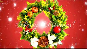 クリスマス動画カード